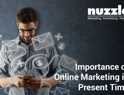 Importance of Online Marketing in Present Time
