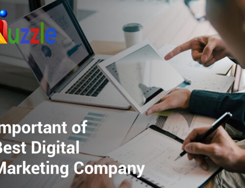 How important is finding the right company to work on your digital marketing plans